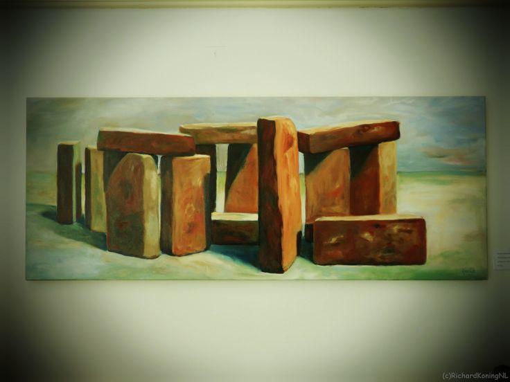 Henka Bohlander 'Stonehedge'