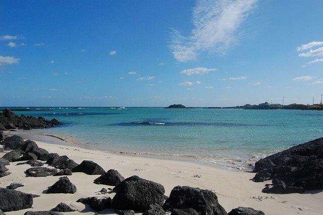 Playa Isla Jeju