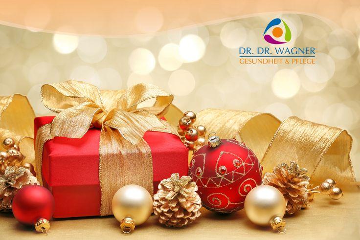 Das gesamte Team der Dr. Dr. Wagner Betriebe wünscht Ihnen frohe Weihnachten.