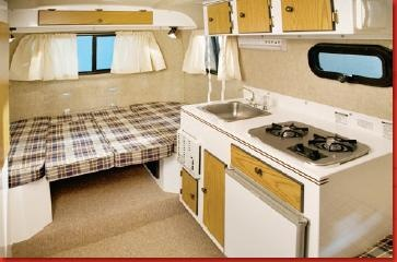 Travel Trailers Layout And The Closet On Pinterest