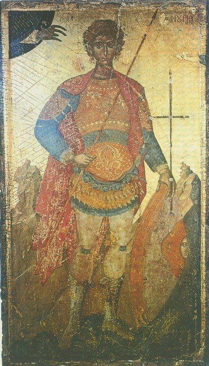 St. Fanurius by Akotantos
