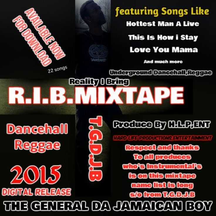Reality I Bring mix-tape has that sweet mix of dance-hall and reggae flow -Produce By Hard Life Productions,Entertainment ...