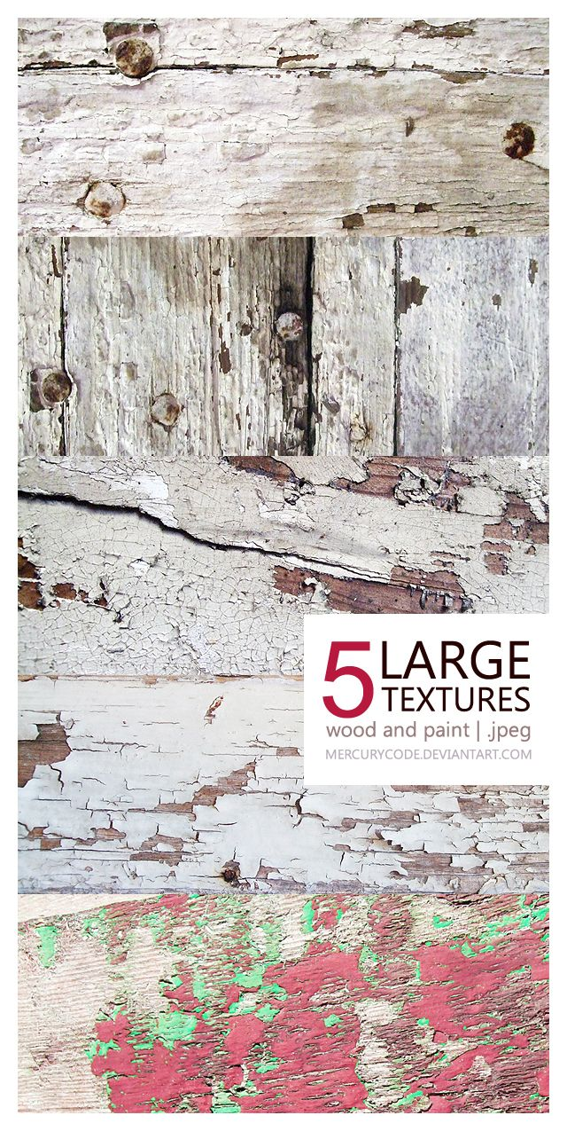 Free Wood and Paint Textures