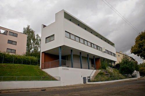 Pierre Jeanneret / Le Corbusier, Weissenhof-Museum Stuttgart, 1927