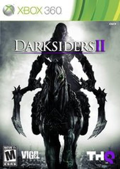Title: Darksiders II (Microsoft Xbox 360, 2012) UPC: 752919553824 Condition: Good - Pre-owned. Included: Game Disc and Generic Case. No Box, No Instruction Manuel. Item Tested and Works Well. Shipping
