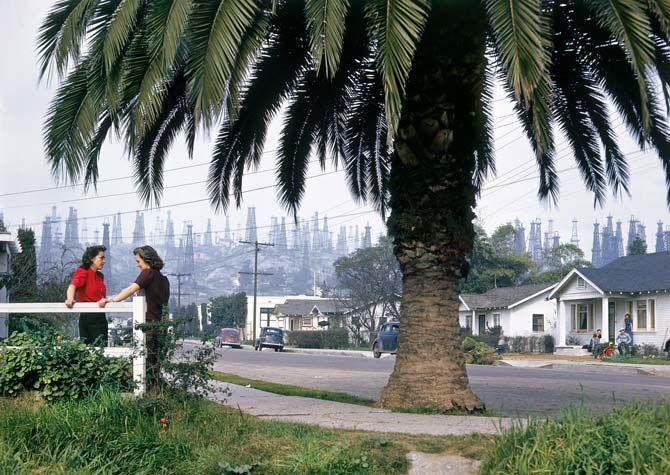 Signal Hill, California, June 1941