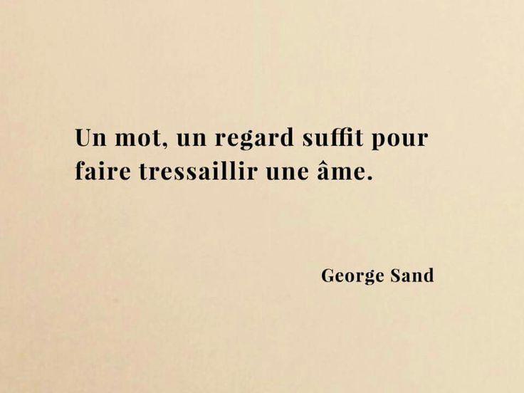 J'aime George Sand