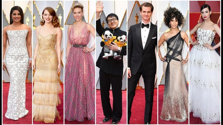 If we talk about Hollywood Oscar 2017 at Red Carpet, it is very different from that of Bollywood awards shows. There is no night like Hollywood's Red Carpet.