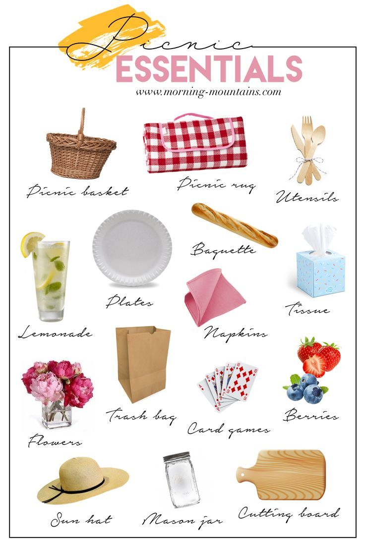 That S Not A Boring Checklist We Like The Idea That S Why We Share It On Our Board In 2020 Picnic Date Food Picnic Essentials Romantic Picnic Food