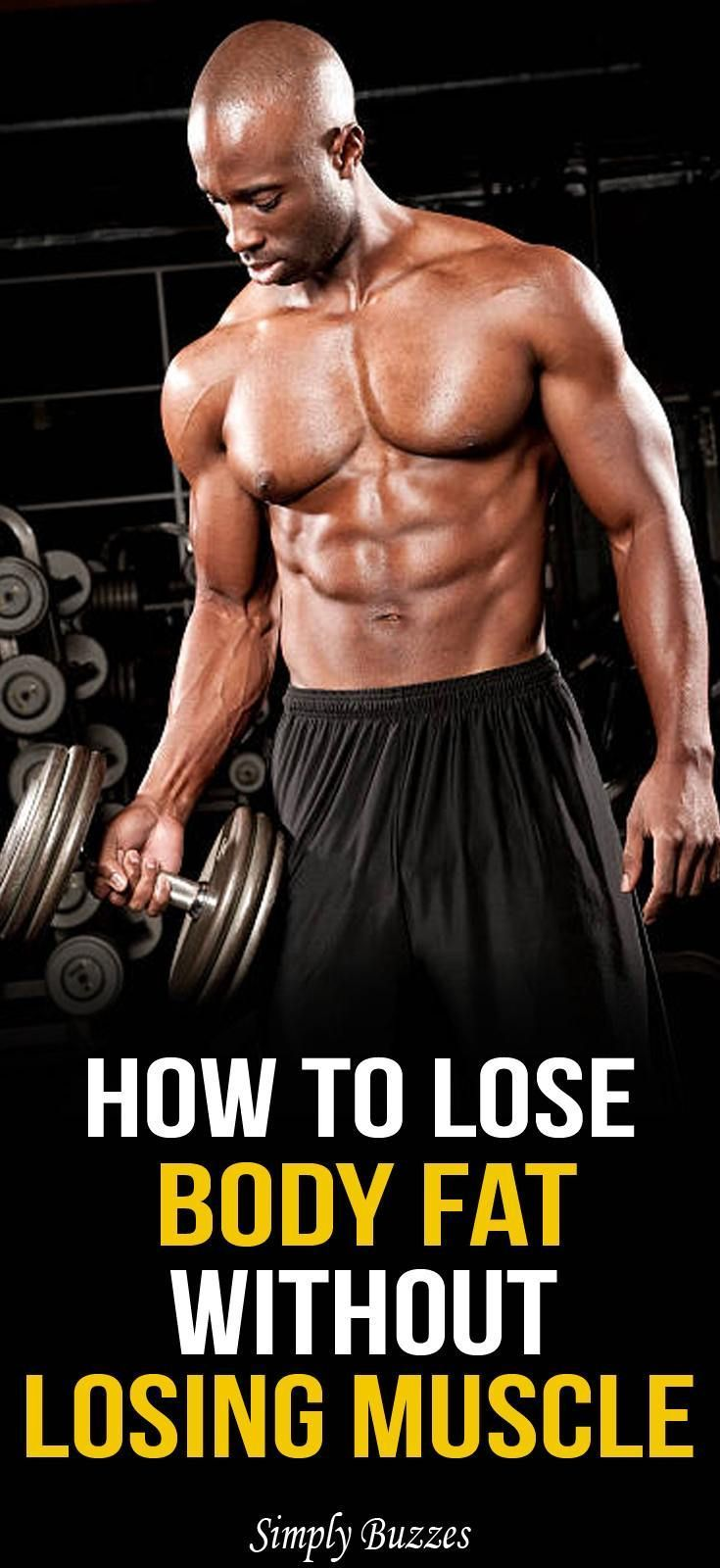 lose weight fast without losing muscle