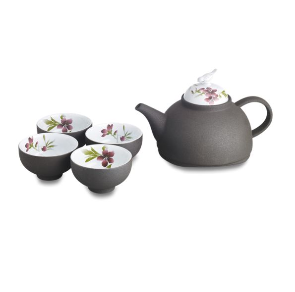 Emperors Bird Tea Set