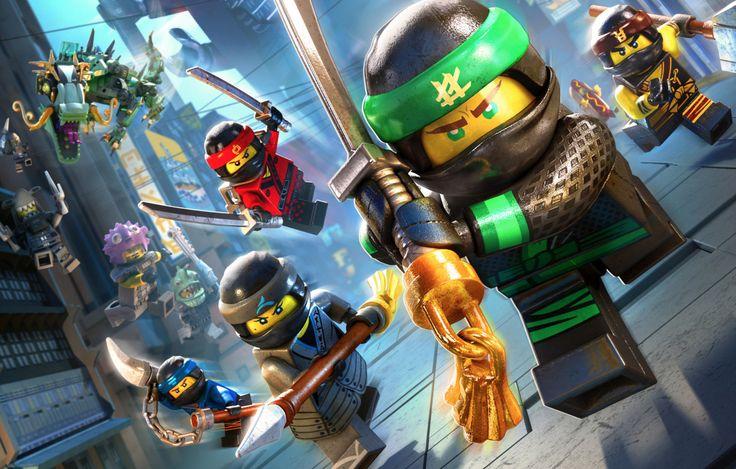 Lego Ninjago Review – High-Flying, Brick-Busting Action