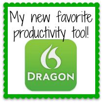Dragon Dictation allows students to record their voices and it read it back to them. This allows the student to hear themselves and make corrections