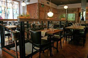 Rustic Stone Restaurant, Dublin