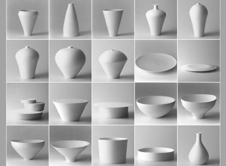 Ceramics shapes