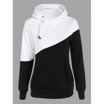 SHARE & Get it FREE | Two Tone Plus Size Jumper HoodieFor Fashion Lovers only:80,000+ Items·FREE SHIPPING Join Dresslily: Get YOUR $50 NOW!
