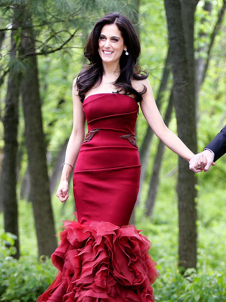 24 Nontraditional Wedding Dress Ideas | TheKnot.com.  SELECT RED