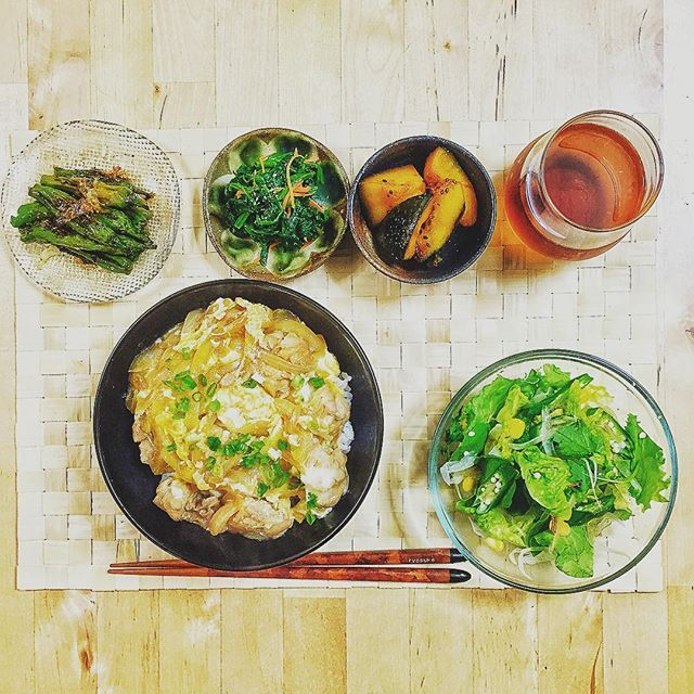 ryoooo18_food#おうちごはん #親子丼