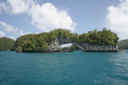 federated states of micronesia landscape