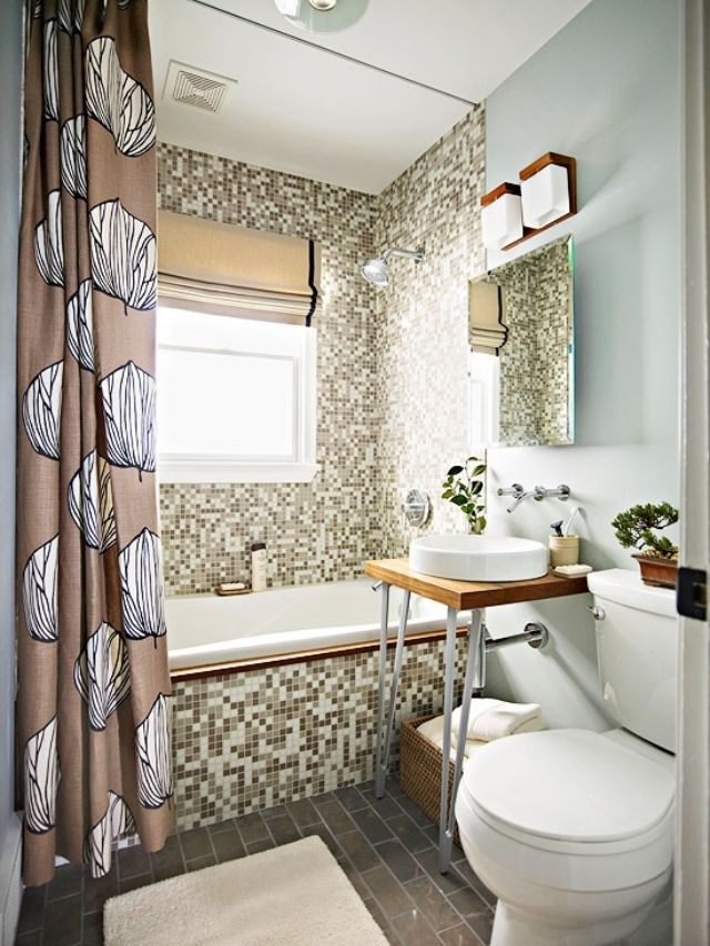 Moderne Badezimmergestaltung 30 Ideen F U00fcr Kleine B U00e4der