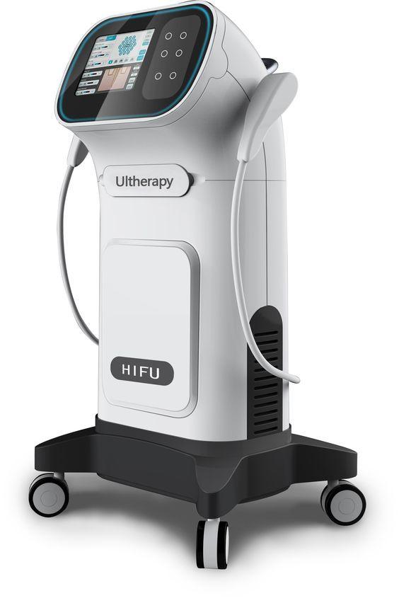 #HIFU face and skin care device:
