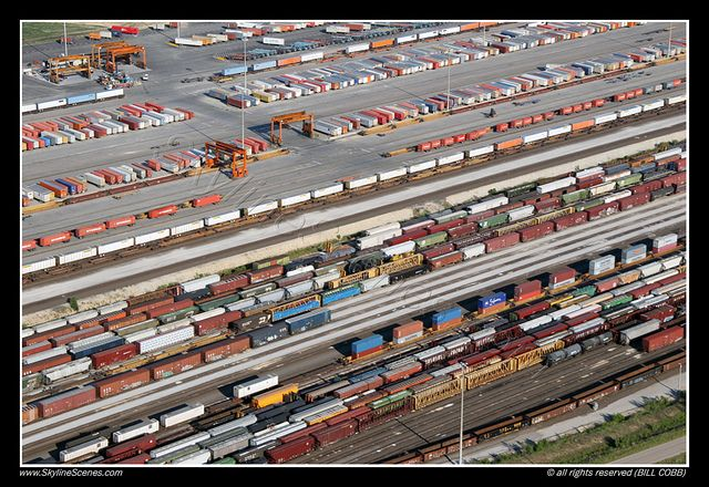 Importance of intermodal transportation to global logistics