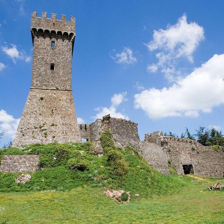 Castello di Radicofani - Italia