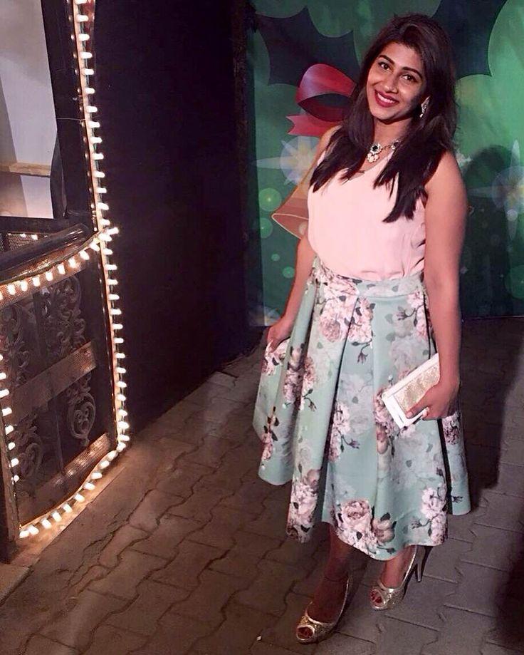 Green Floral Print, Easter dress outfit idea, petite floral midi dress, skirt, christmas dress, petite fashion blog, couture, fashion