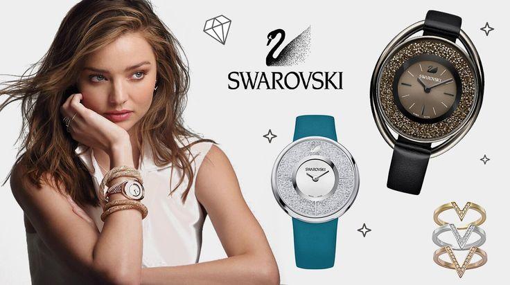 Nos coups de cœur de la marque de Bijoux Femme et de Montres à Strass et Cristaux. Swarovski propose des bijoux que nous aimons beaucoup.