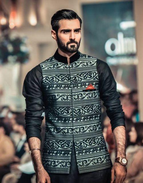 Hasnain Lehri fashion men's wear of pakistan