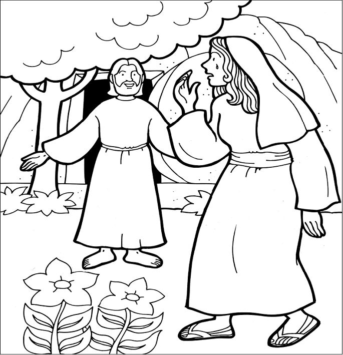 Cheers Sunday School: Bible Stories Picture of Death (Friday) until the Resurrection of the Lord Jesus (Easter) 1