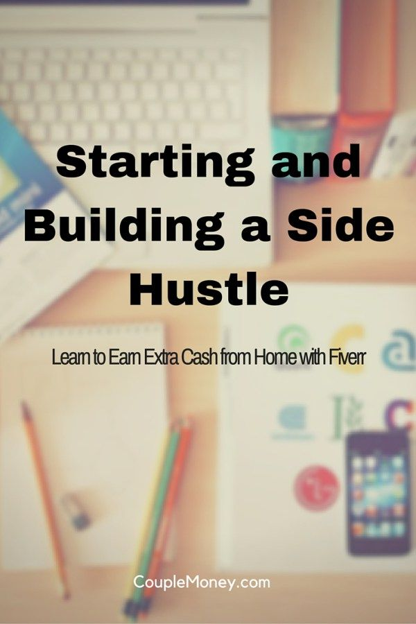 Want to earn some extra money to pay down debt or saving up? Learn how Fiverr can make it easy to create a side hustle and reach your goals!