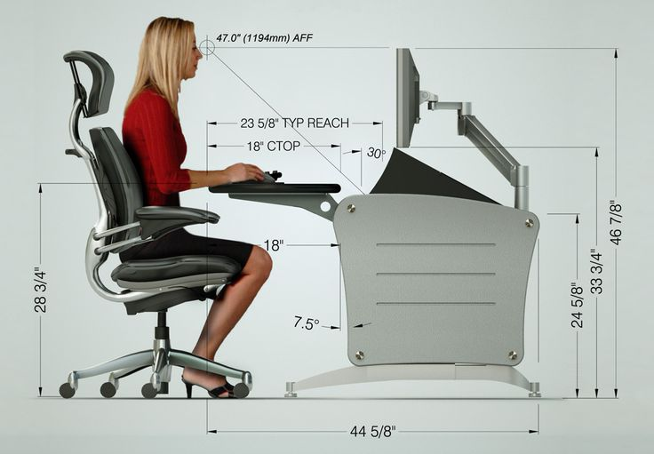 Ergonomics - Get everything you need at Healthyback.com or call us at 888-469-2225.