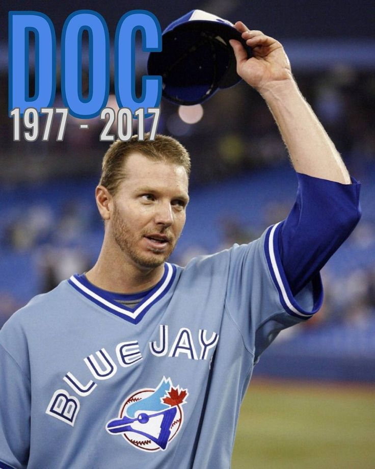"Toronto Blue Jays ""There will never be another Doc."""