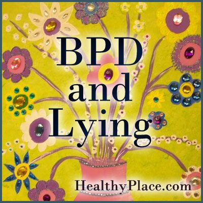 Is lying a symptom of BPD? Find out Dr. Heller's answer to this question.