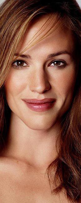 Jennifer Garner, I still think of her as Sydney Bristow. Awesome actress.