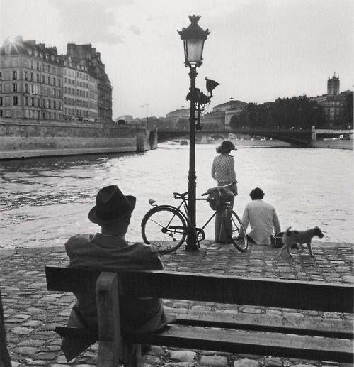 Parigi 1970 - Foto scattata da Elliott Erwitt