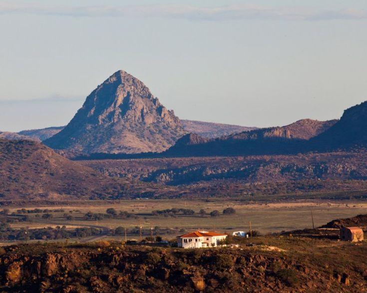 Mitre Peak view from Alpine, TX