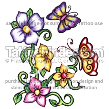 12 best buttercup tattoo images on pinterest tattoo for Garden tattoos designs