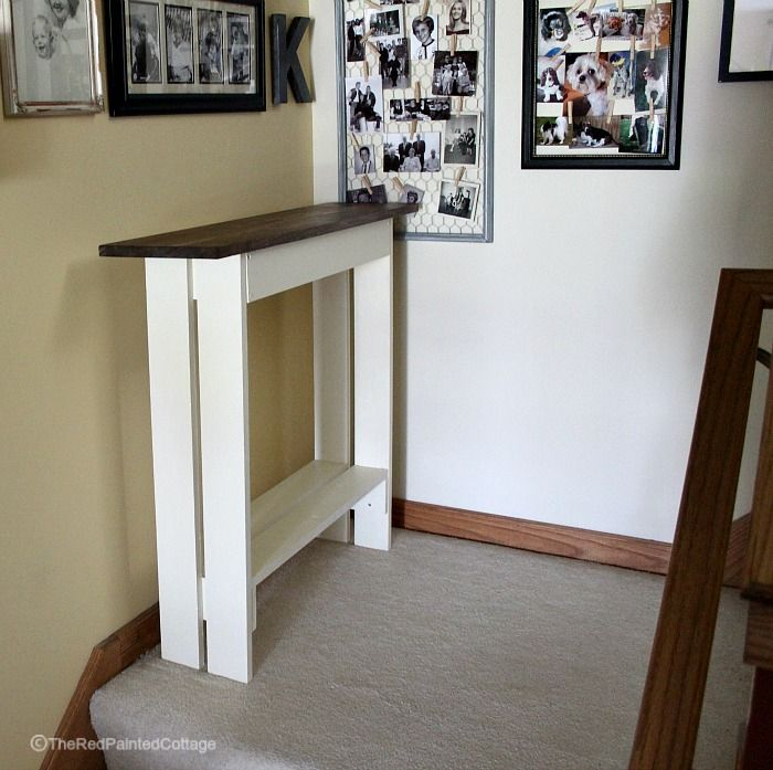 1000 ideas about narrow console table on pinterest. Black Bedroom Furniture Sets. Home Design Ideas