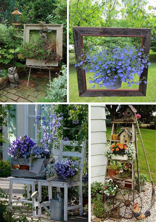 Пейзажный стиль вашего дворика