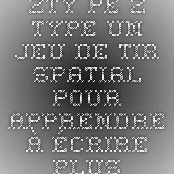 zty.pe   Z-Type  Un jeu de tir spatial pour apprendre à écrire plus vite à l'ardi