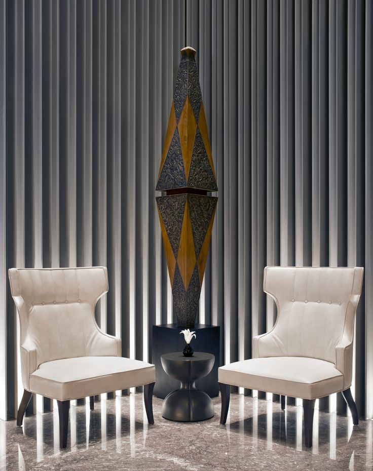 Lobby seating area - Keraton at The Plaza, a Luxury Collection Hotel, Jakarta