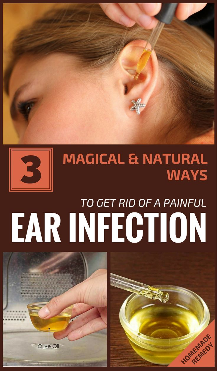 3 Magical And Natural Ways To Get Rid Of A Painful Ear Infection