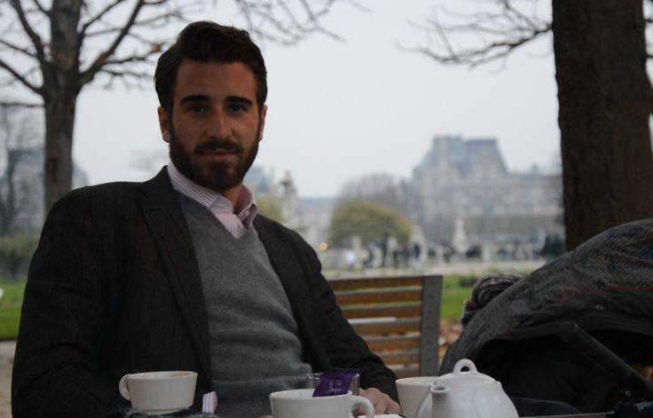 Julien Rochedy Café Ferréol