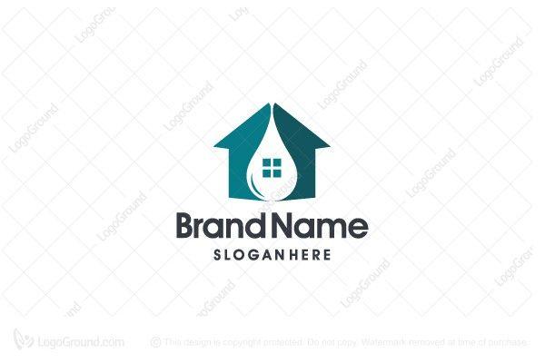 Logo for sale: Home Oil Logo