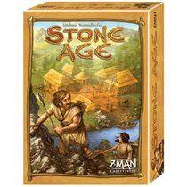 ZMan Games ZMG 71260 Stone Age Board Game