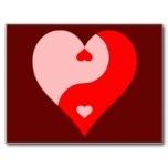 yen yang variation heart