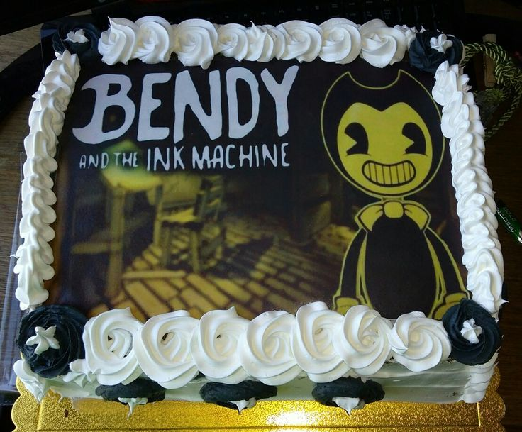 Torta de bendy