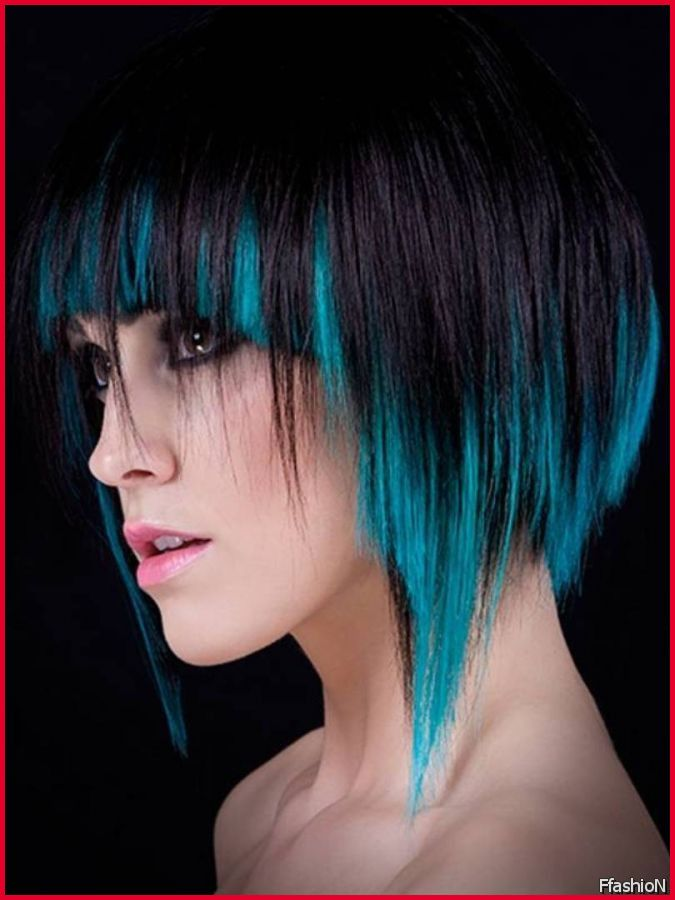 Fresh Funky Hair Color For Brunettes Gallery Of Hair Color